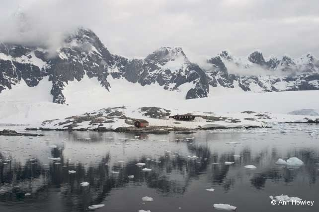 Research Station, Antarctica