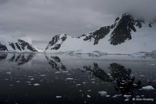 Reflection #2, Antarctica