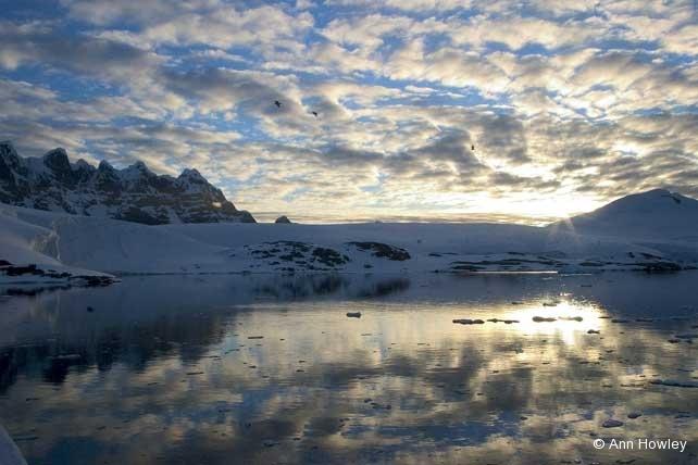 Reflection #4, Antarctica
