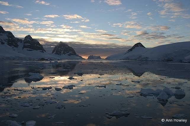 Reflection #5, Antarctica