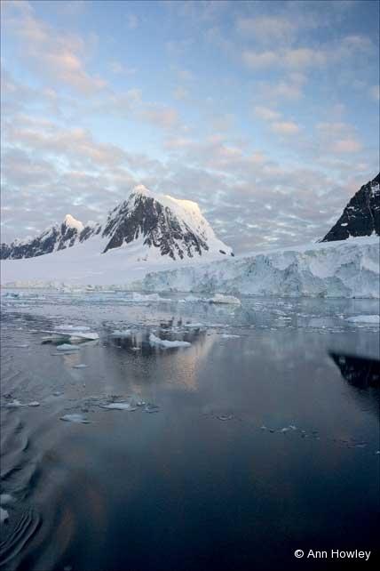 Sunset #3, Antarctica