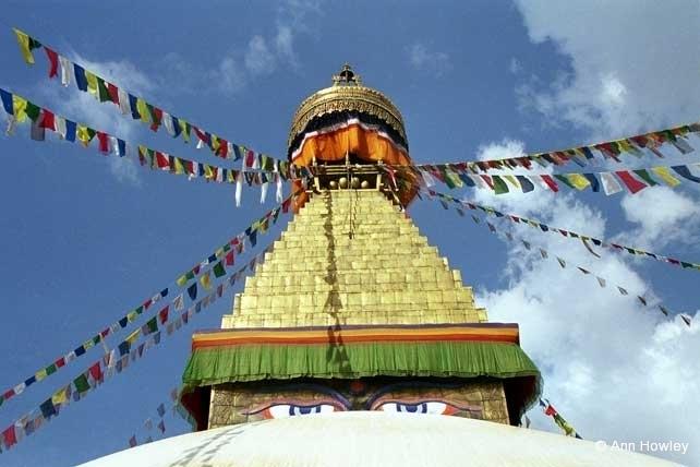 Bouddhanath Stupa, Nepal