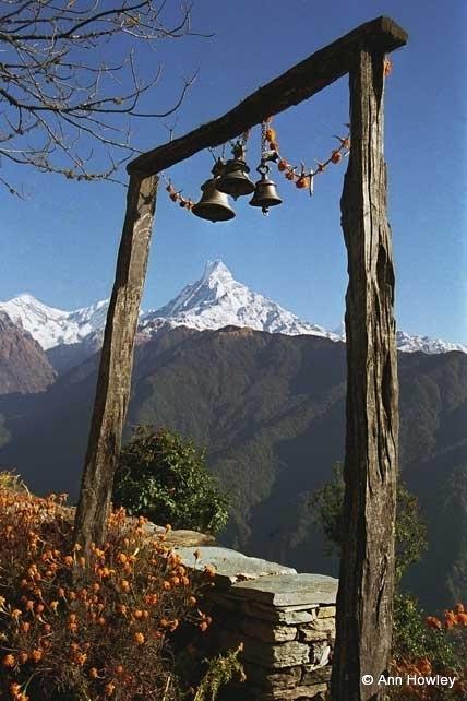 Machapuchre, Nepal