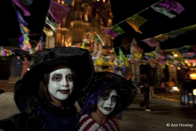 Halloween #2, San Miguel de Allende, Guanajuato, Mexico