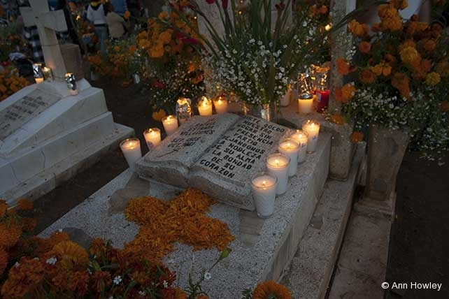 Mexico Altar #7, Day of the Dead, Tzintzuntzan, Michaocan, Mexico