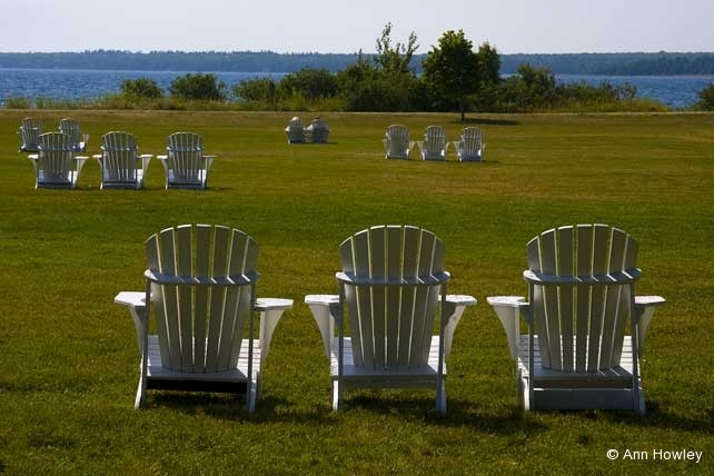 Mackinac Chairs, MI