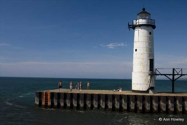 Manistee Lighthouse, MI