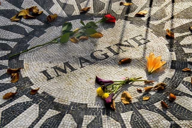 Imagine, Central Park, New York City