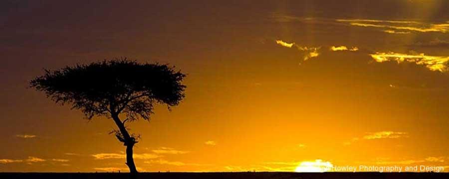 Kenya Sunrise #2
