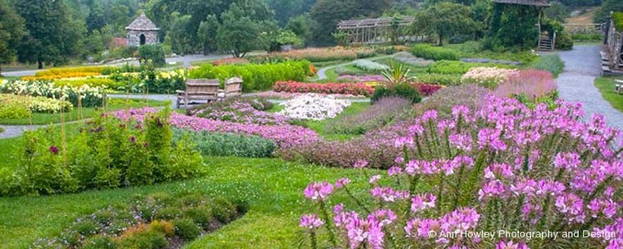 Mohonk Garden, NY
