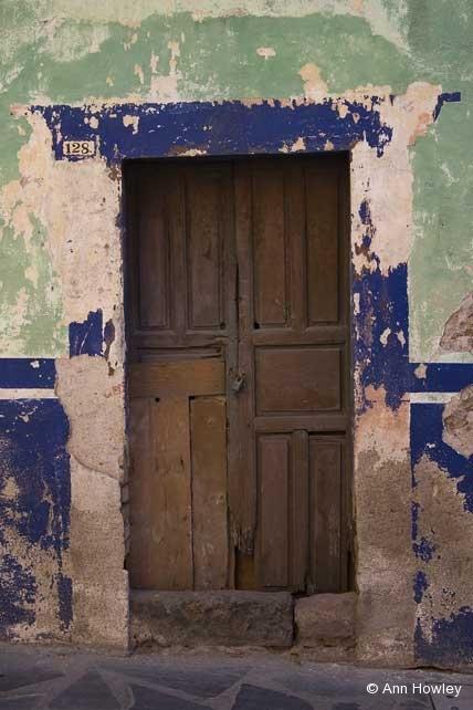 Wood Door #3, Mexico