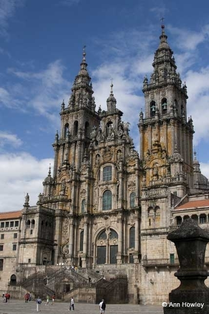 Santiago Cathedral, Spain