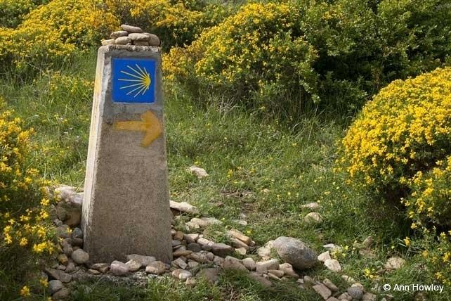 Way Marker #1, Spain