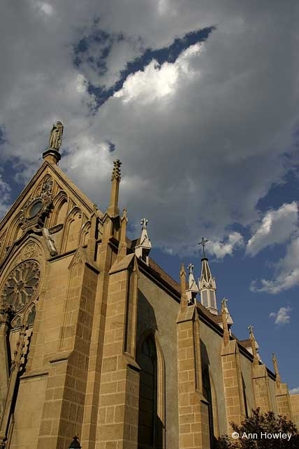 Santa Fe Church, New Mexico